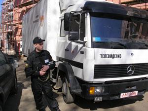 Сопровождение грузов - фото, цены, характеристики, купить в Москве у Орион Профи, ООО, охранная компания.